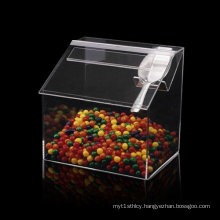 Super Quality Clear Acrylic Candy Display Box