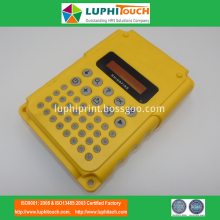Turnkey Project Rubber Keypad Plastic Enclosure Assembly