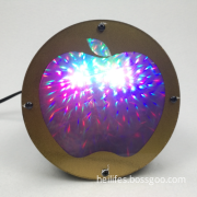 Promotional Gifts 3D LED Apple toys