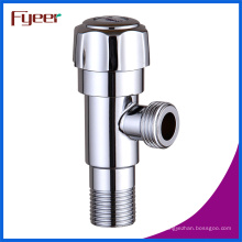 Precio de fábrica de Fyeer Válvula de ángulo de acero inoxidable barato
