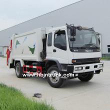 ISUZU Compression Garbage Truck