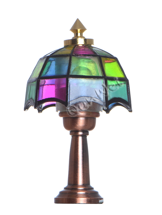 Dollhouse Table Lamp