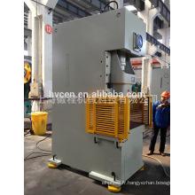 Machine à poinçonner en tôle manuelle JH21-80 ton