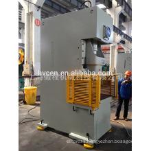 JH21-80 ton manual sheet metal punching machine