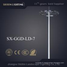 2015 Le plus récent 15m \ 35m LED High Mast Light