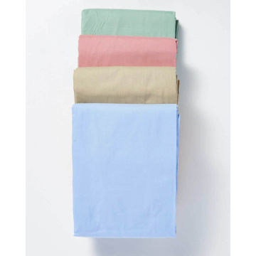 130TC dyeing bed sheets of hospital