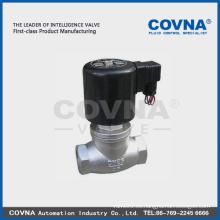 Fabricado por válvula solenoide de alta temperatura COVNA, válvula solenoide de vapor, válvula solenoide 12v, 24V, 220V,