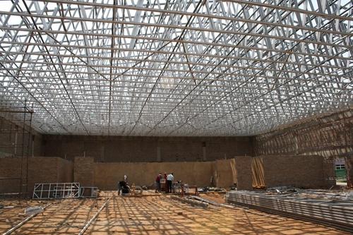 Botswana 30m Span Roof 2 500