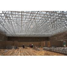 Edifício de aço de bitola leve do Botsuana