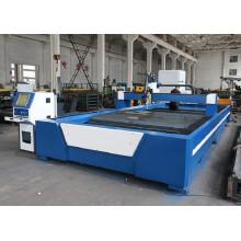 Máquina de corte por plasma CNC de acero al carbono