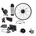 al por mayor 26 '' kit de conversión de bicicleta eléctrica parte delantera y trasera parte 36V 350W Ebike kit
