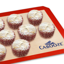 silicone baking mat with multi-function