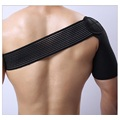 Back posture shoulder support brace pads football