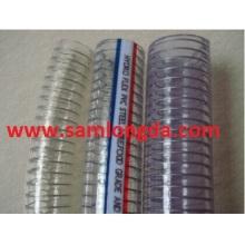 PVC Stahl Draht Schlauch / Wasser Schlauch / Industrie Schlauch / PVC Schlauch