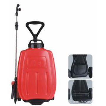 16L Battery Chemical Sprayer with Samll Cart