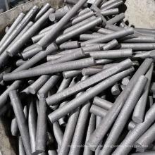 High quality extruded graphite rods for EDM