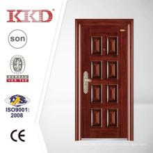 90mm Anti-Diebstahl-Stahltür KKD-102 für den Außenbereich