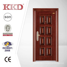 90 мм Анти Вор стальная дверь KKD-102 для наружных работ