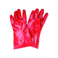 Рабочая перчатка для переплета с ПВХ, манжетами рукавицы
