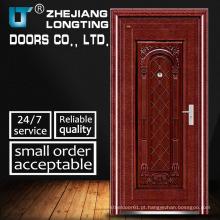 Portas de aço de porta de segurança New Design Home Door