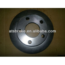 auto parts brake system for German car brake disc/rotor