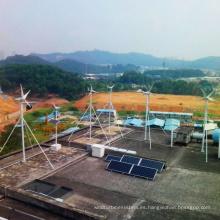 Fuente de alimentación verde 48V para sistema híbrido solar eólico