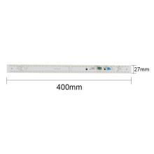Luminoso 936.2lm Rectángulo 9W Módulo de atenuación led