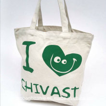 Promotional Cotton Canvas Shopping Tote Bag