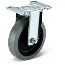 Les roues à roulettes fixes TPR
