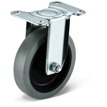 The TPR Fixed Casters Wheels