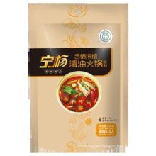 Aceite vegetal Aceite condimento caliente