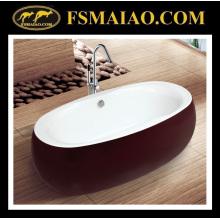 мода шар форма акриловые ванной (9002)