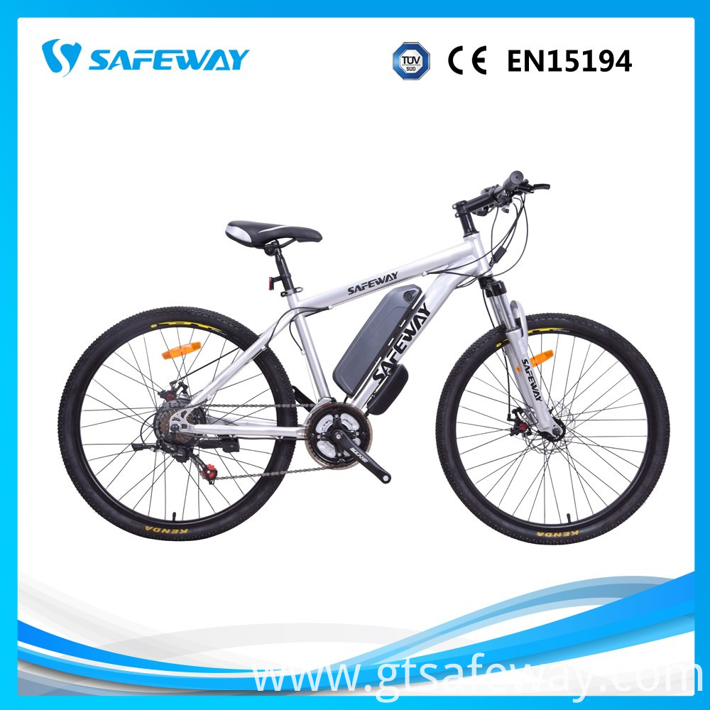 Electric Mtb Bike