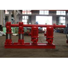 Sgb, Sql Series Diaphragm Full-Auto Inverter (PNEUMATIC) Water Supply Equipment