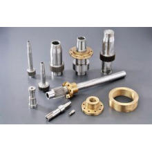 Brass Steel Precision Machining Parts For Sensors , Probes