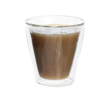 ODM for Milk Cup Double Layered Borosilicate Glasses And Cups For Coffee export to France Suppliers