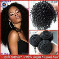 best selling virgin peruvian kinky curly hair factory price remy human hair