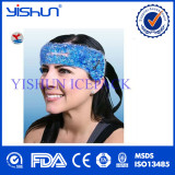 Crystal Beads forehead hot cold belt