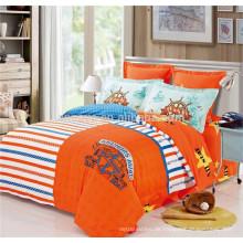 Baumwolle oder Microfaser Bettwäsche Set aus China Lieferanten