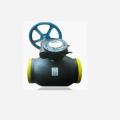 цельносварной шаровой кран dn100 pn16