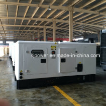 100kVA Generador diesel eléctrico silencioso accionado por el motor de Cummins
