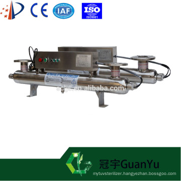 uv plant disinfection system for waste water low price