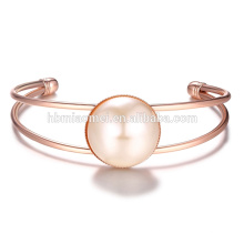 Новый продажа модный стиль старинные заявление женщины розовое золото браслет