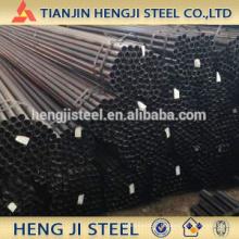 OD 33,7 mm 1 pouce d'épaisseur 1,5 mm Tuyau en acier soudé (tuyau en acier ERW)