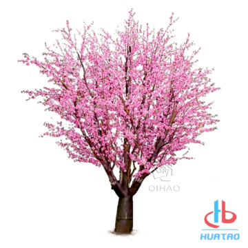 Artificiell persika Blossom Tree