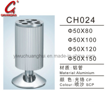 Aluminium Furniture Leg, Aluminium Sofa Leg (CH024)