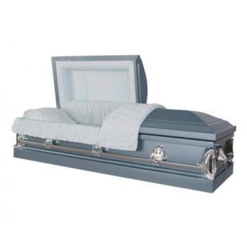 Cercueil en métal