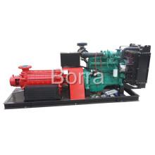 Système de pompe à incendie diesel