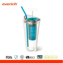 450ML Promotionnel BPA Free Plastic Travel Sports Mug