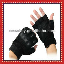 Carbon bike gloves